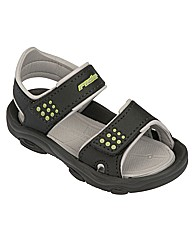Rider Tumble Kids Adjustable Sandal