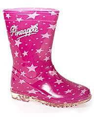 Pineapple Bella Wellington Boot