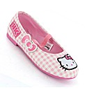 Hello Kitty Lily Ballet Pump