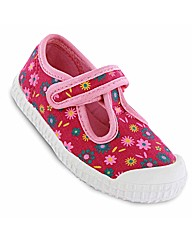 Goody 2 Shoes Godess Canvas