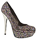 schuh Prince Court Glitter