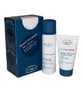 Clarins Mens Moisture Balm 2Pc Set