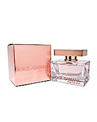 D&G Rose The One Edp 50ml Spray