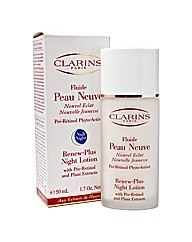 Clarins Renew Plus Night Lotion 50Ml