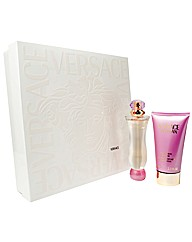Versace Woman 30ml Edp+75ml Body Lotion