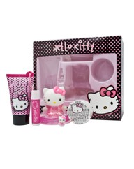 Hello Kitty 50ml bathtime set
