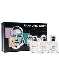 Parfums Gres 3pc Mini Gift Set for Her