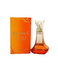 Beyonce Heat Rush 50ml Edt For Her