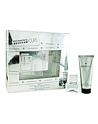 Beckham Intimately Yours 2 pc Gift Set