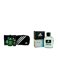 Adidas Action 3 and Ice Dive set
