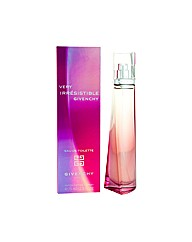 Very Irresistible Givenchy 75ml Edt Her