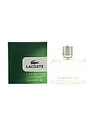 Lacoste Essential 75ml Edt For Him