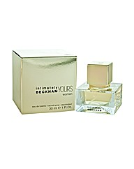 Beckham Intimately Yours Her 30ml Edt