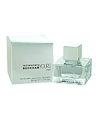 Beckham Intimately Yours Men 50ml Edt