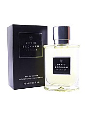 Beckham Instinct 75ml Edt For Him