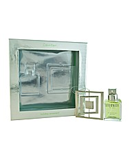 Calvin Klein Eternity 50ml EDT Set