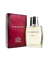 Burberry For Men 100ml Edt Spray for Him