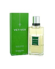 Guerlain Vetiver 100ml Edt for Him