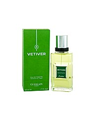 Guerlain Vetiver 50ml Edt for Him