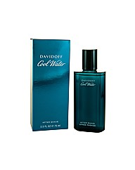 Coolwater 75ml Aftershave Splash