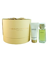 Carolina Herrera Edp+Body Lotion Set