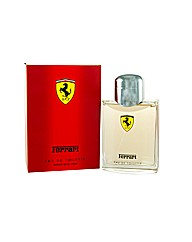 Ferrari Red 75ml Eau de Toilette Him