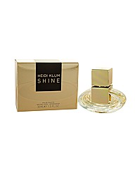 Heidi Klum Shine 30ml Edt for Her