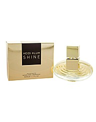 Heidi Klum Shine 50ml Edt for Her