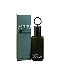 Lagerfeld Photo 30ml Eau De Toilette