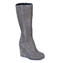 Daniel Finn Knee Grey Boot