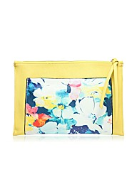 Moda in Pelle Elisclutch Handbags