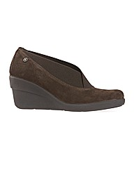 Hope - Brown Suede