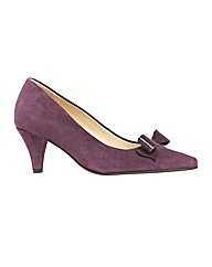Bramerton - Purple Suede