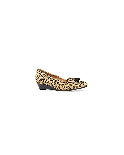 Harper - Cheetah Prt / Black Patent