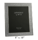 Silverplated Photo Frame With Glitter