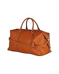 Go Explore Signature Weekend Bag - Tan.