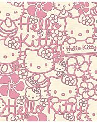 Hello Kitty Flock Wallpaper