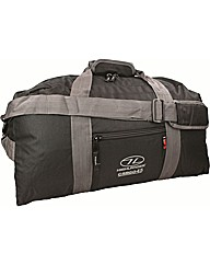 Cargo 45 Litre Travel Bag Black