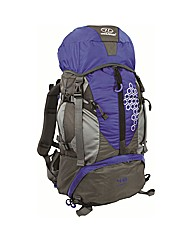 Summit 40 Litre Rucksack Blue Bag
