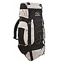 Rambler 44 Litre Rucksack Grey Black Bag