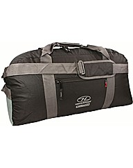 Cargo 65 Litre Travel Bag Black