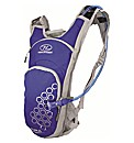 2L Hydration Bag and 2L Bladder Blue