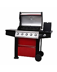 Mastercook Connoisseur 600 Gas Barbeque