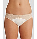 Soft Sensation Modal With Lace Thong