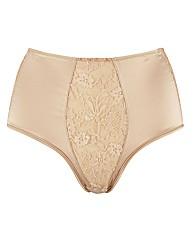 Masquerade Harem High Waisted Brief
