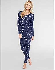 Starry Night Long John Set