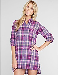 Penny Check Nightshirt