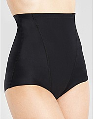 Essential shaping high waisted brief