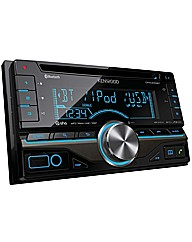Kenwood DPX-405BT 2DIN car stereo