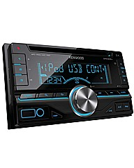 Kenwood DPX-305UE 2DIN car stereo
